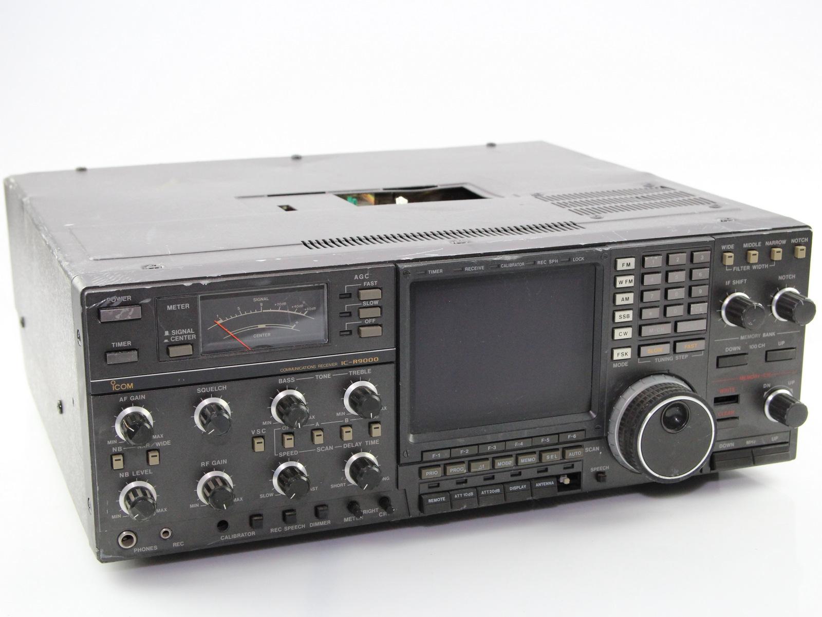 Surplus Electronic Test Equipment : Icom ic r communications receiver v ebay