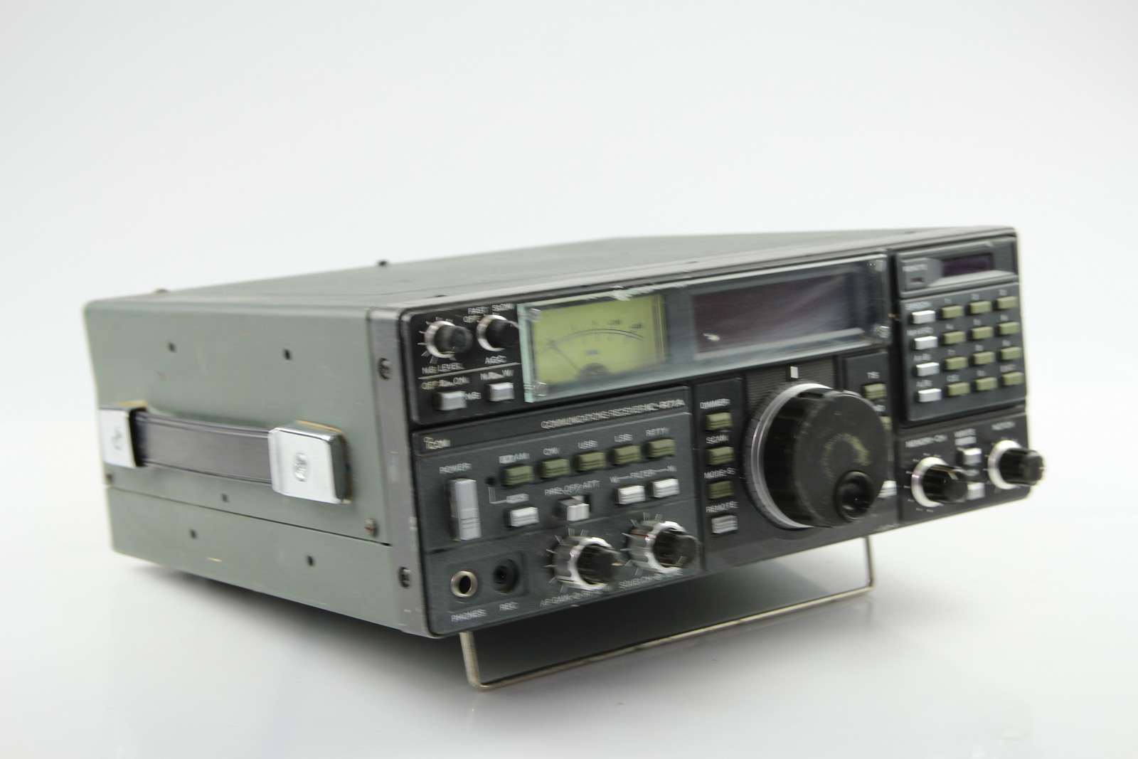ICOM IC-R71A SERVICE MANUAL Pdf Download.
