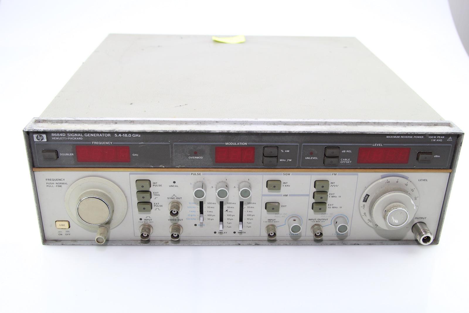 Hp Signal Generator : Hp d signal generator ebay