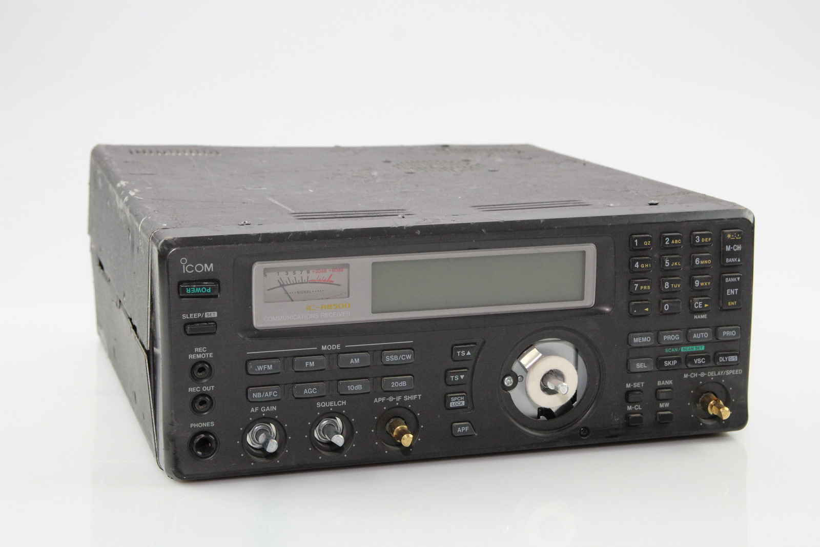Details about  ICOM IC-R8500 COMMUNICATIONS RECEIVER forpart