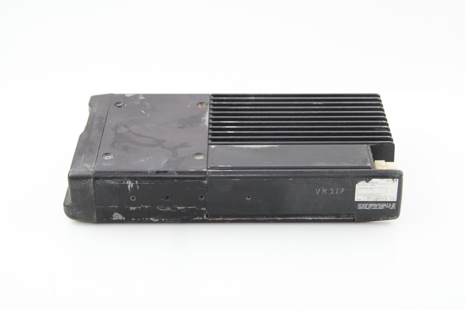 kenwood tk 730h vhf fm radio transceiver. Black Bedroom Furniture Sets. Home Design Ideas