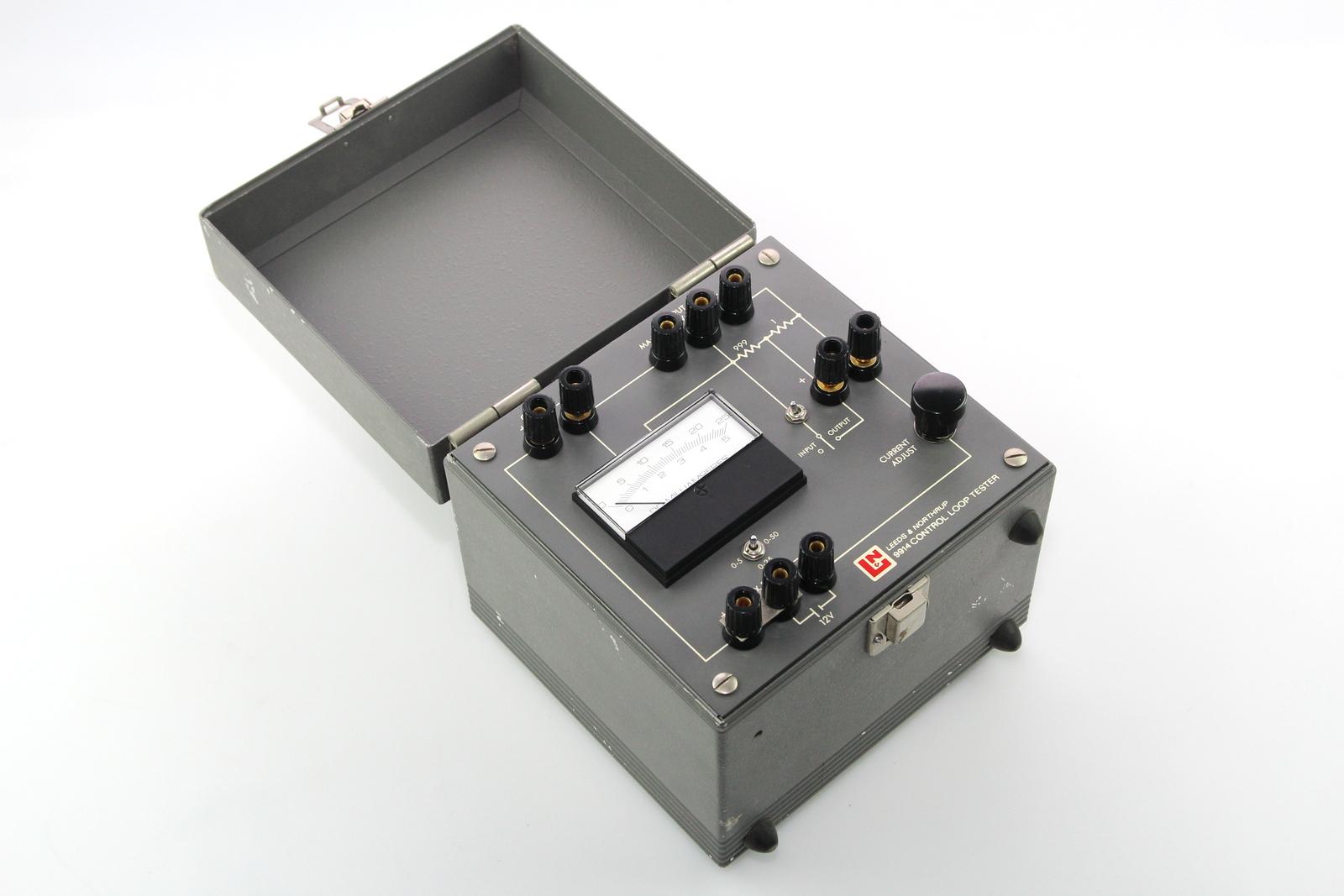 Surplus Electronic Test Equipment : Leeds northrup control loop tester ebay