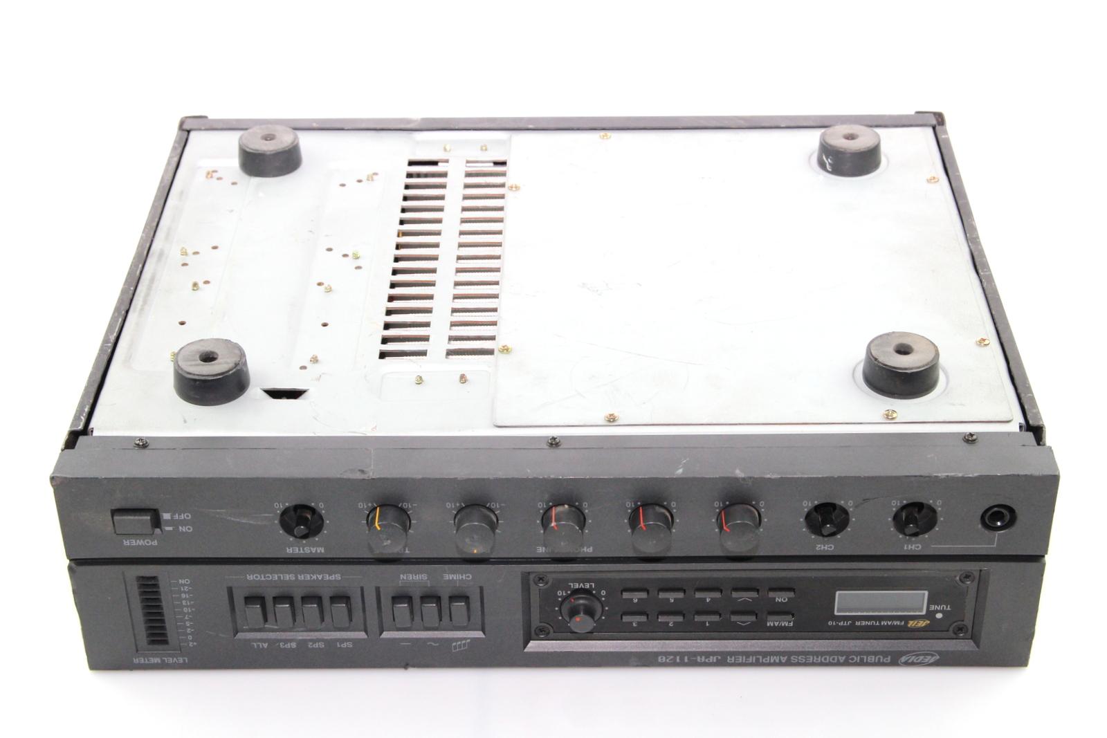 Surplus Electronic Test Equipment : Jedia public address amplifier jpa ebay