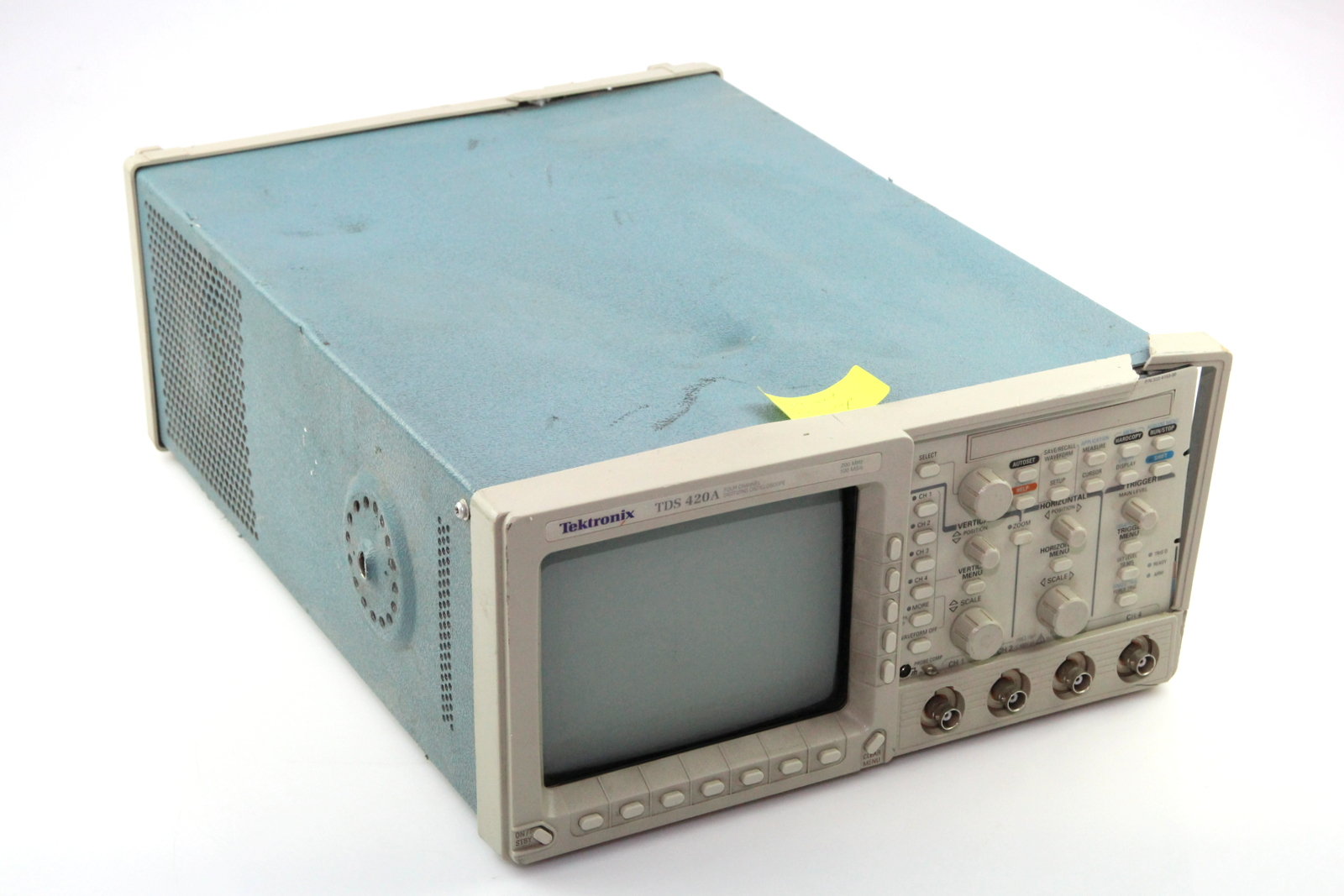Surplus Electronic Test Equipment : Tektronix tds a four channel digitizing