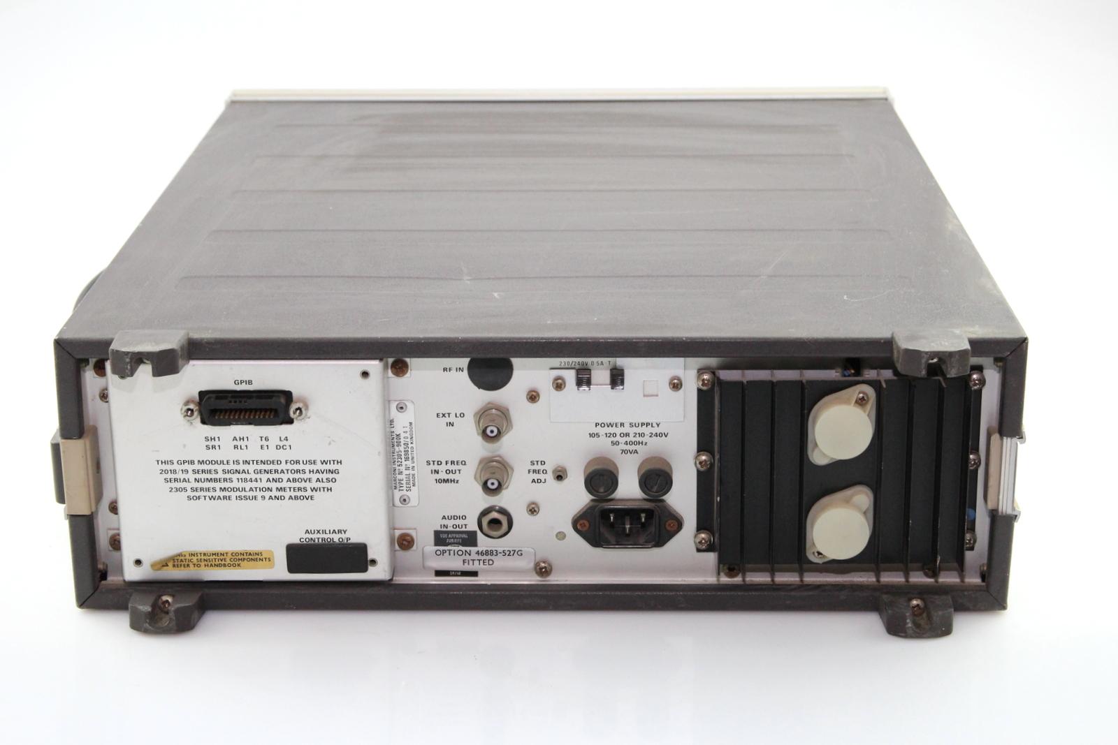 Surplus Electronic Test Equipment : Marconi instruments modulation meter ebay