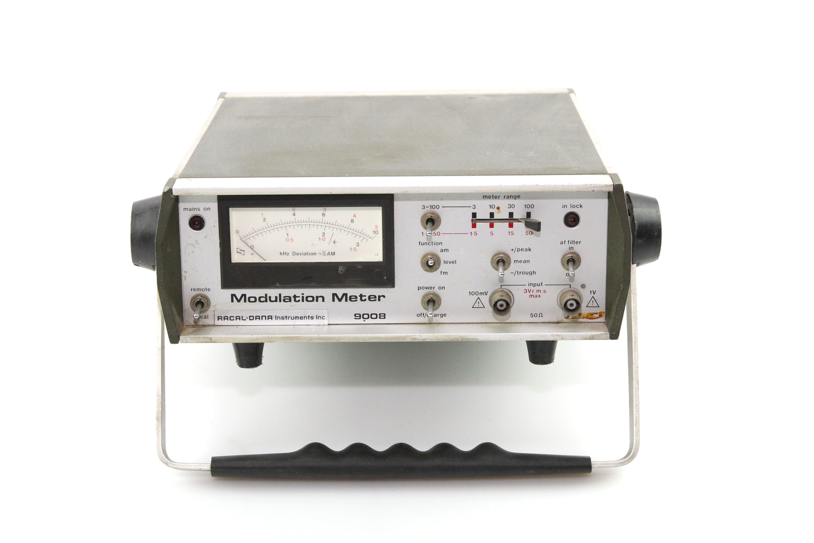 Surplus Electronic Test Equipment : Racal dana a modulation meter ebay