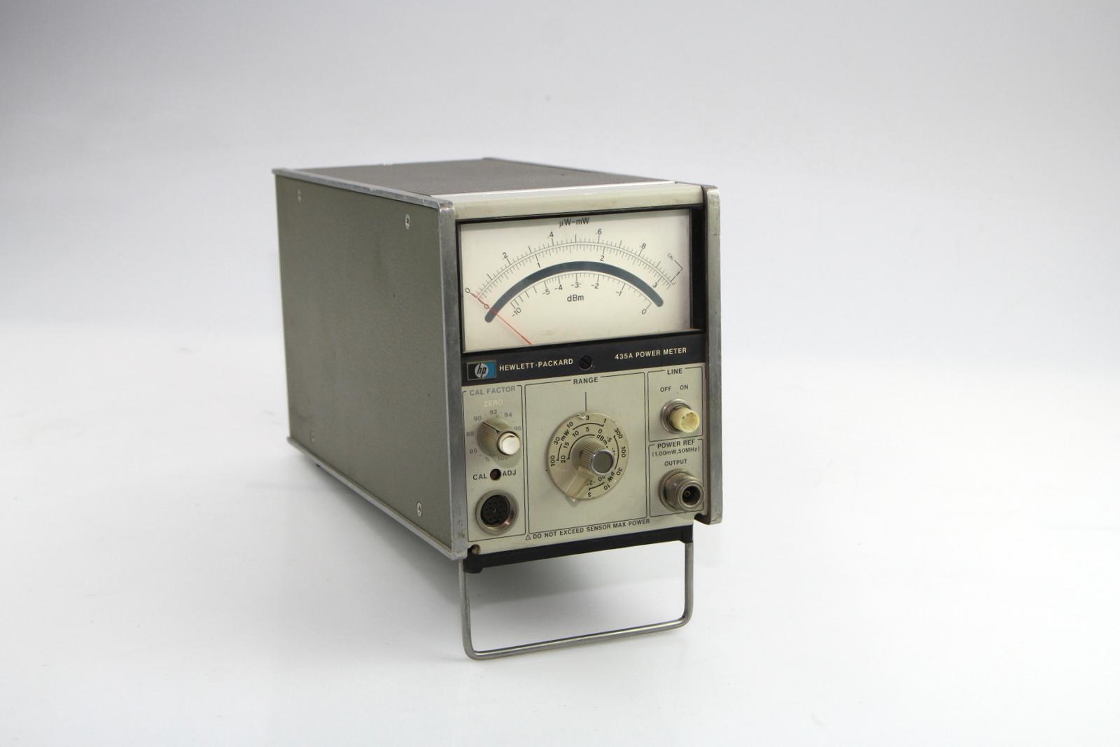 Surplus Electronic Test Equipment : Hp a rf power meter hewlett packard ebay