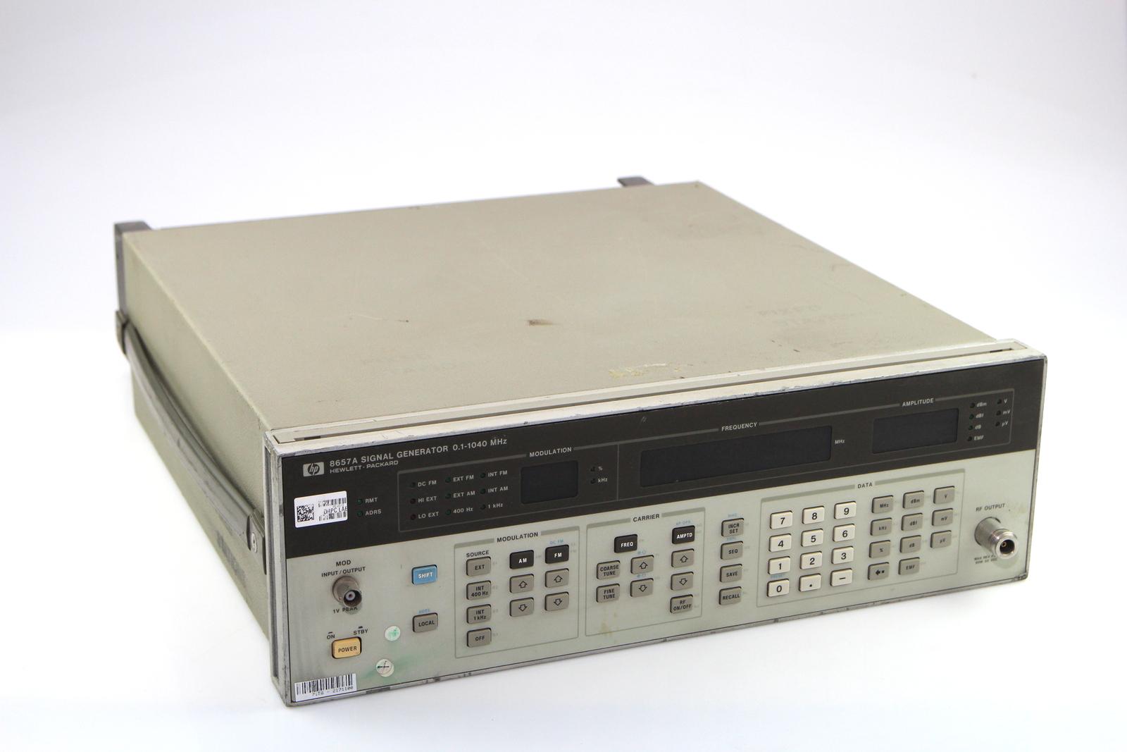 Hp Signal Generator : Hp a signal generator ebay