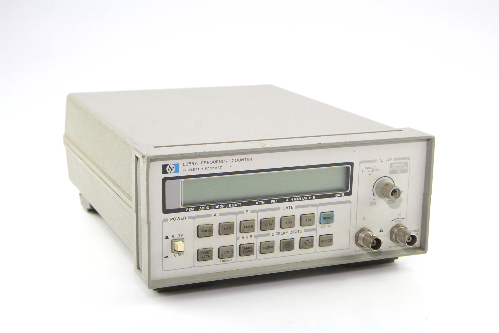 Computer Frequency Counter : Hp a frequency counter ebay