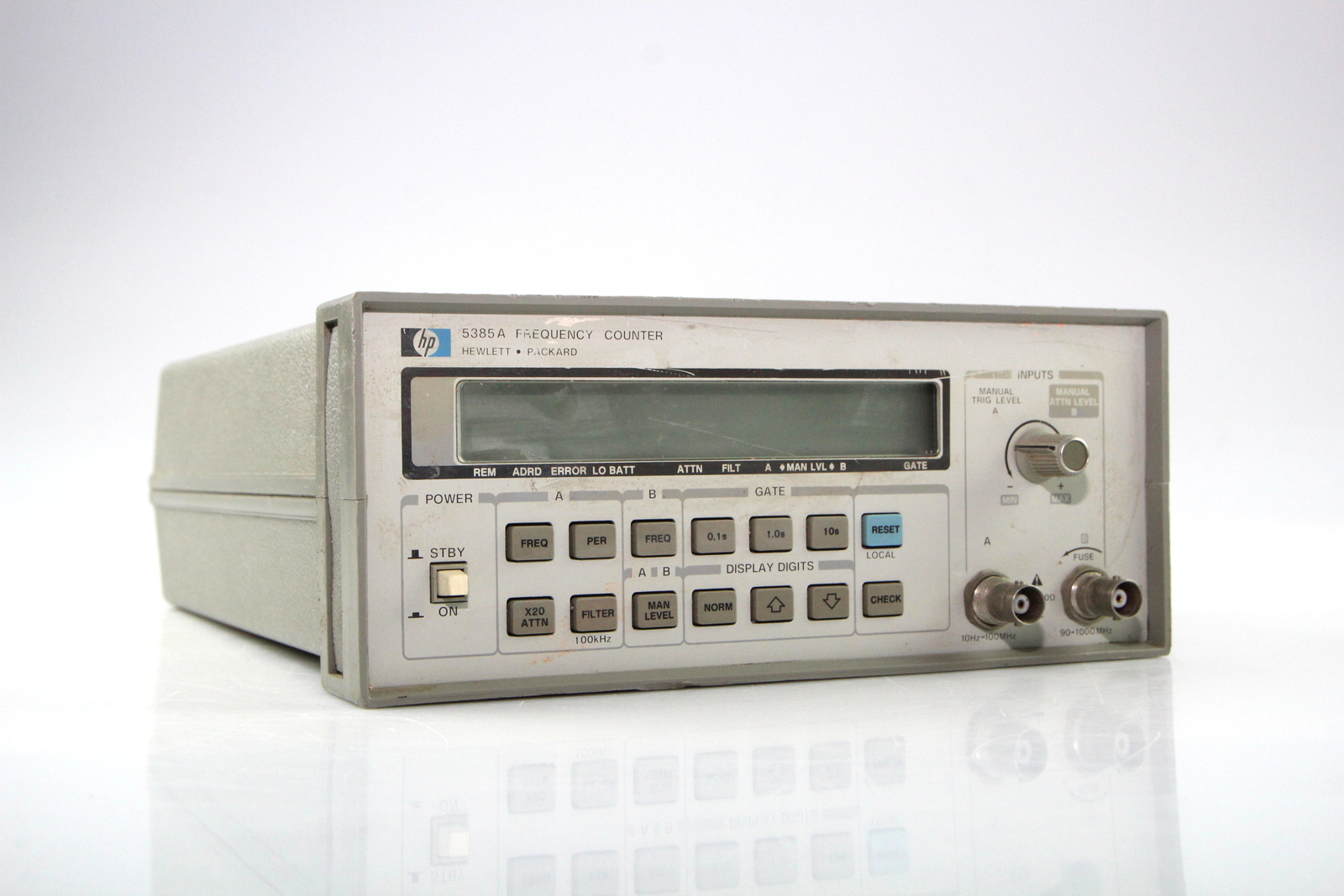Hp Frequency Counter : Hp a frequency counter ebay