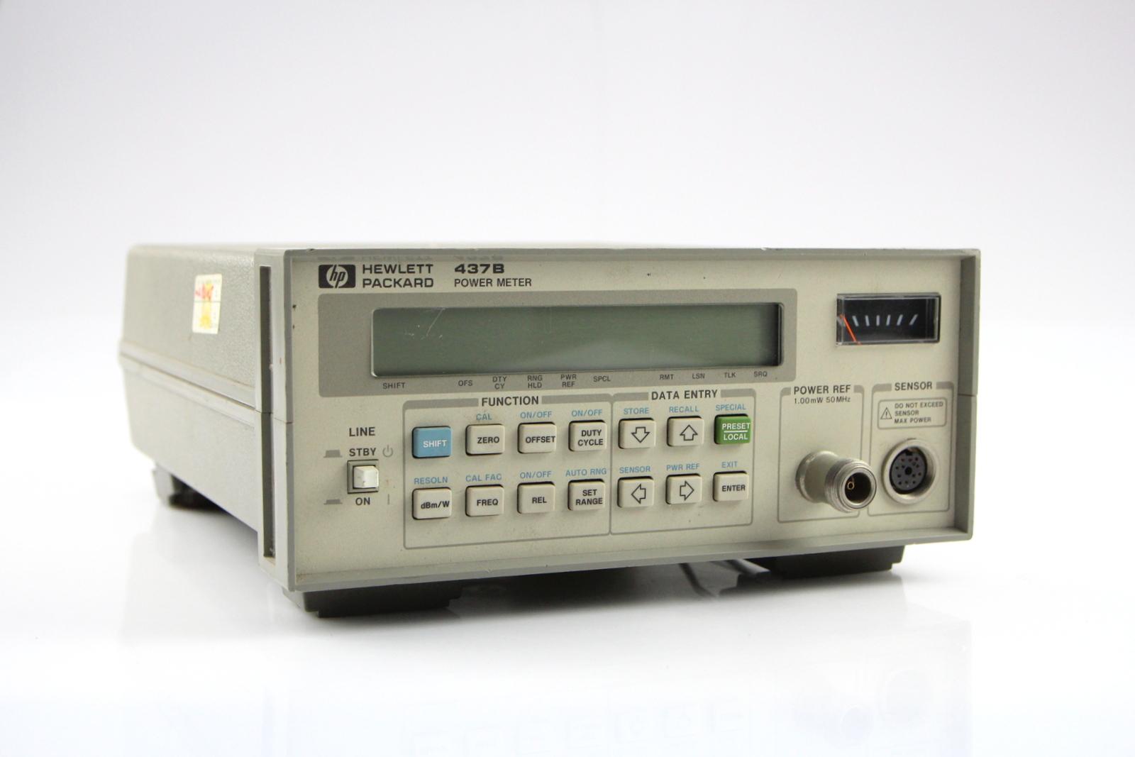 Hp Power Meter : Hp agilent b power meter ebay