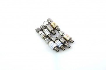 LOT OF 8 PCS DIFFRENT KINDS OF ATTENUATORS 206000,4779-8,2082-6161...