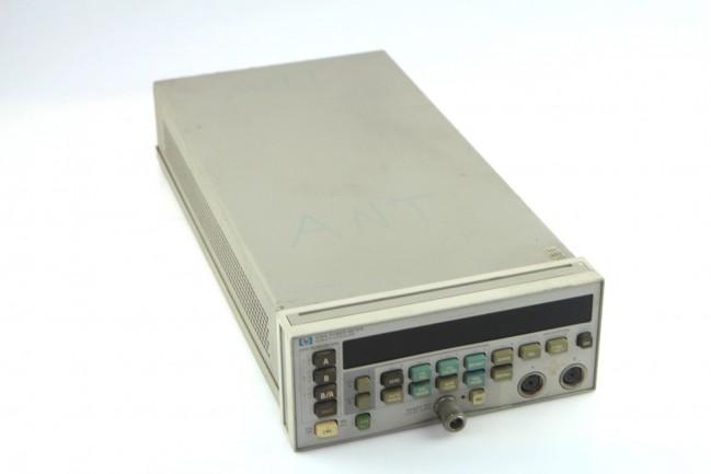 Hp Power Meter : Hewlett packard hp a power meter optical