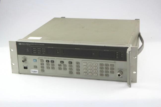 Hp Signal Generator : Hp a signal generator lab test equipment
