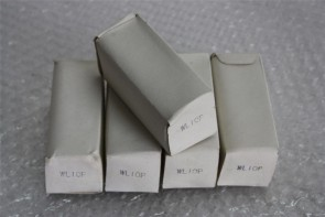 Lot of 5 WL10P steady flow of steady current TUBES