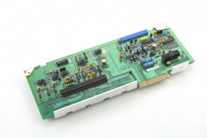 YIG DRIVER BD A19 6700-D-31718 REV:D BOARD FOR WILTRON 6747B-20 A18 SWEPT USED