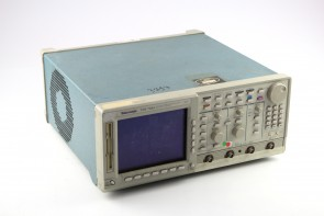 Tektronix TDS 744A Color Four Channel Digitizing Oscilloscope 500MHz #1