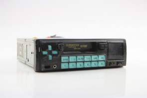 SUPERSTAR PLL SYNTHESIZER TUNER SS-2020,TAPE