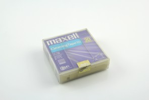 Lot of 4 Sealed Maxell Cleaning Tape III 20 Cleanings