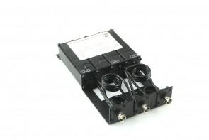 RFS 636A-3-3 VHF Mobile Duplexer, 164-173MHz, BNC-Female