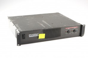 PHONIC DMX 1501 900 WATT POWER AMPLIFIER
