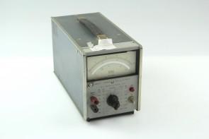 HP HEWLETT PACKARD 400F AC VOLTMETER #1