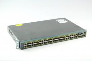 Cisco Catalyst WS-2960G-48TC-L V04 48-Ports Switch