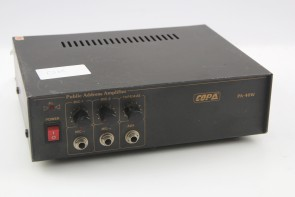 COPA PA-40W 40W Watt Public Address Amplifier