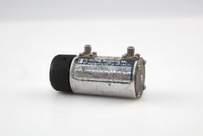 TELONIC Variable Attenuator 8132J-101 0-10dB step 75 Ohm BNC Attenuatore 2GHz