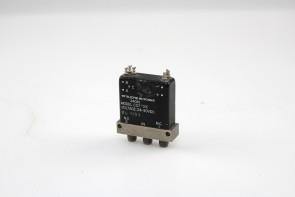 Teledyne Microwave CS33SIC, Coaxial RF Switch, SMA Connectors, 24-30VDC