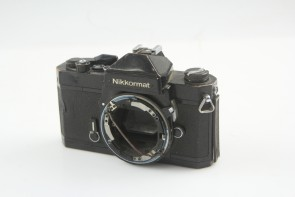 Nikon Nikkormat FT2 35mm SLR Film Camera Body Only