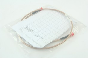 RF CABLE  RG400 1M 100MHZ-2GHZ SMA(m)