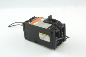 Square D FAL22020 2-Pole Thermal-Magnetic Circuit Breaker 20A