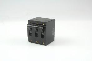 Heinemann AM333MG6/ 5Amps/ 220 VAC Max/  3-Pole Switch Relay