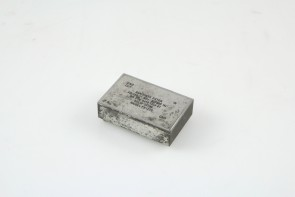 BANDPASS FILTER FO:250.25KHz bw500 hz
