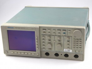 Tektronix Four Channel Digitizing Oscilloscope - Model TDS540