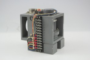 Astrosyn Synchro Industrial Stepper Motor 5FM-0-2 110v 50hz w/Gear & Housing
