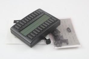 Nortel M3900 Series 22 Button Key Based Expansion Module NTMN37BC70E6