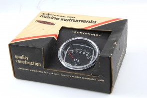 Quicksilver Mercury Thunderbolt Ignition Tachometer RPM 0-60 65794 A2