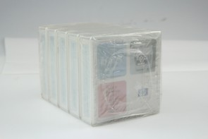 Lot of 5 HP C5141F DLT IV 40-80GB Data Tape Cartridge