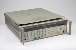 Chassi & Front Panel For Agilent HP 83752A Synthesized Sweeper, 0.01 - 20 GHz