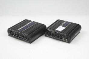 LOT OF 2 ART Headamp 4 Pro Five Channel Headphone Amplifier