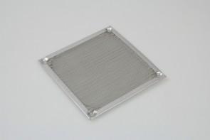 ALUMINIUM MESH AIR FILTER FOR LAB EQUIPMENT HP 11.8CM SPECTRUM/NETWORK ANALYZER....