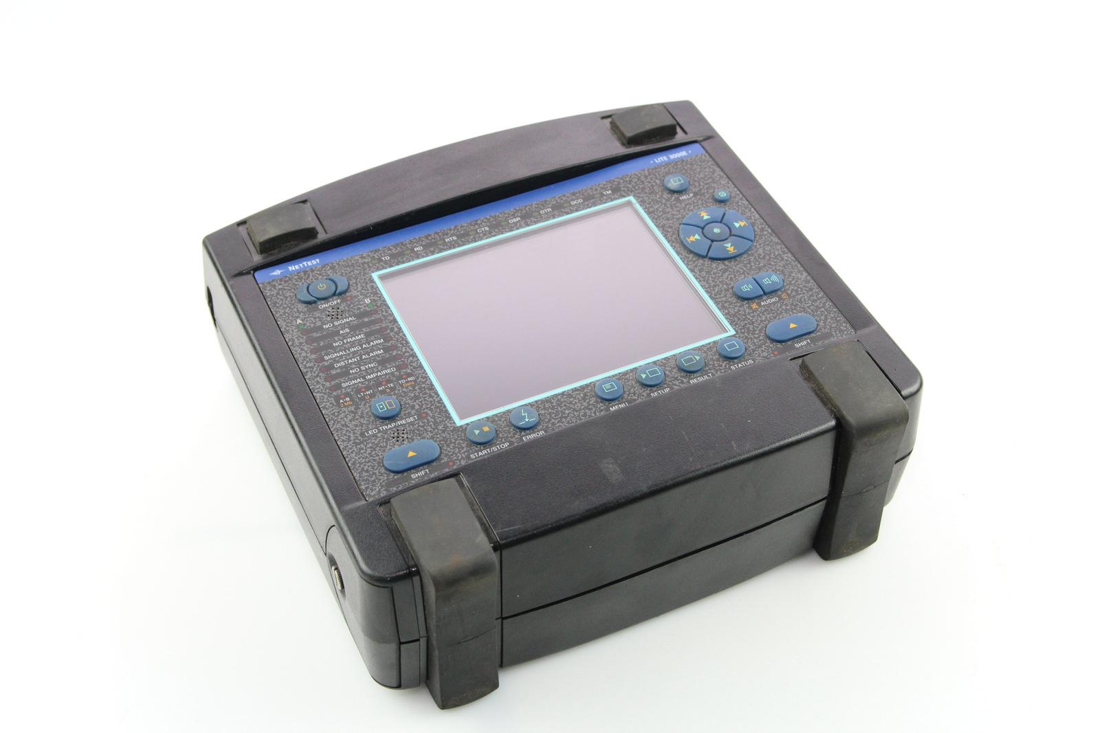 GN Nettest Lite 3000E GSM GPRS Mobile Network ISDN Telecom Analyzer