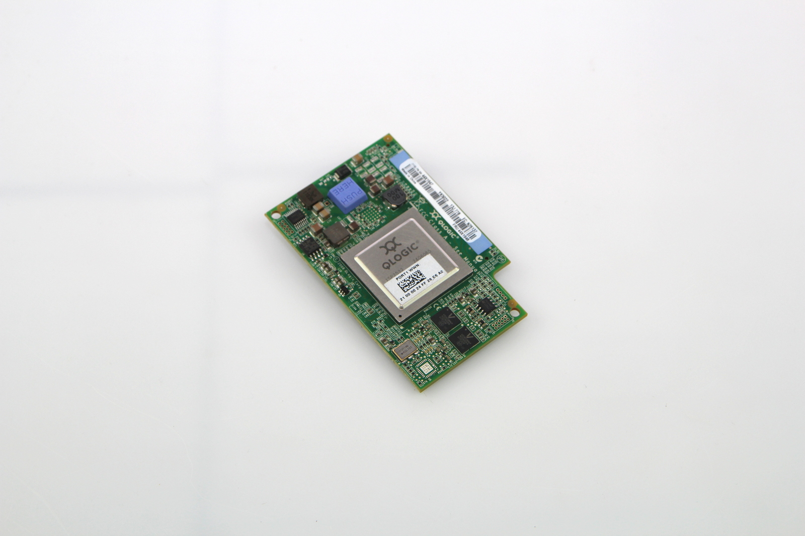 IBM QLOGIC 8GB FC 44X1948 QMI2582 FIBRE CHANNEL EXPANSION CARD 44X1945 44X1947