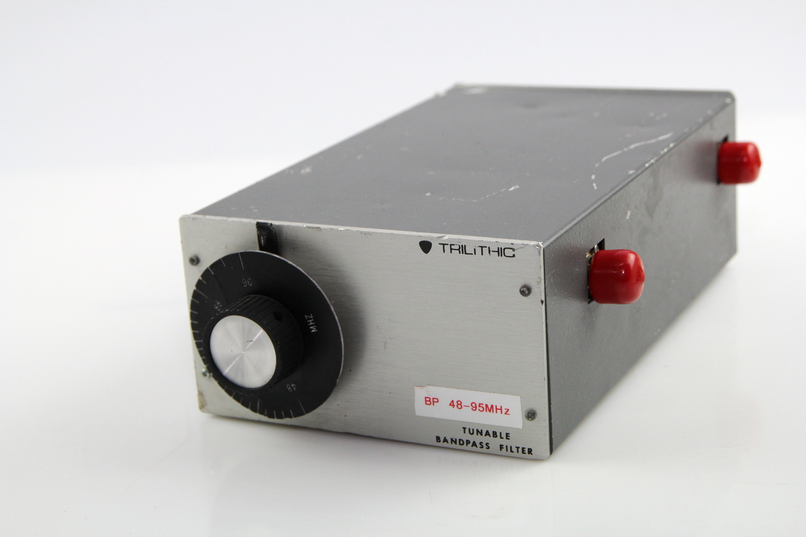Details about TRILITHIC Tunable Bandpass Filter 5VF48/96-5-50-AA