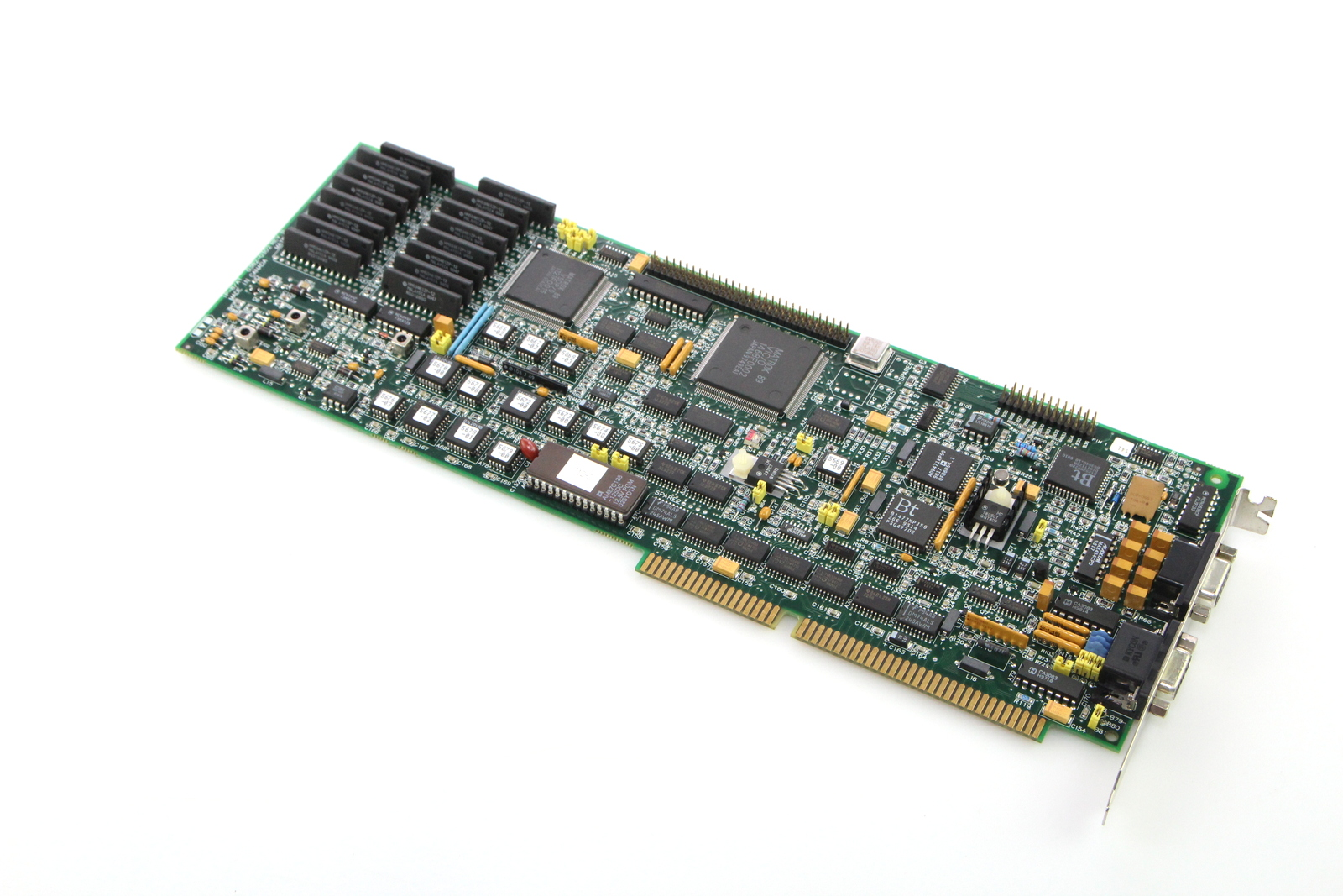 Matrox IP-8//AT//512 Video Card ISA Imaging Board 0382-0302
