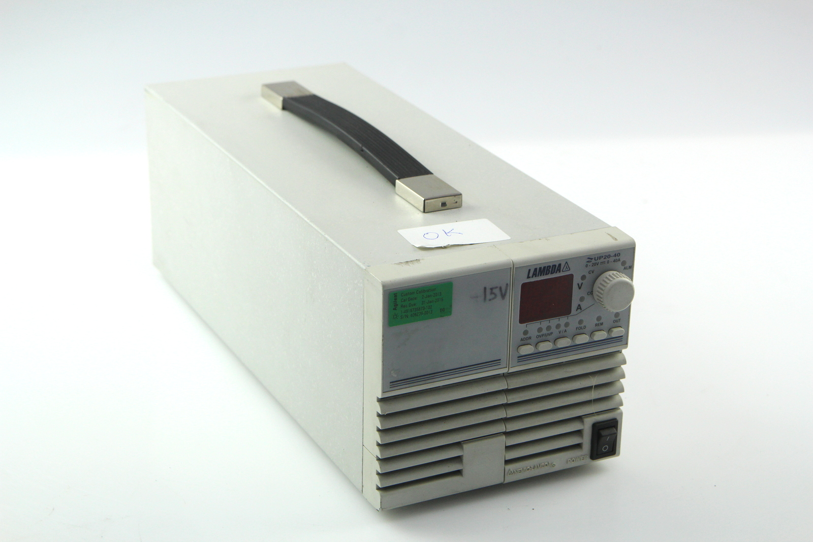 tdk lambda zup20 40 20v 40a ac dc converter power supply ebay rh ebay ca tdk lambda zup user manual TDK-Lambda Singapore