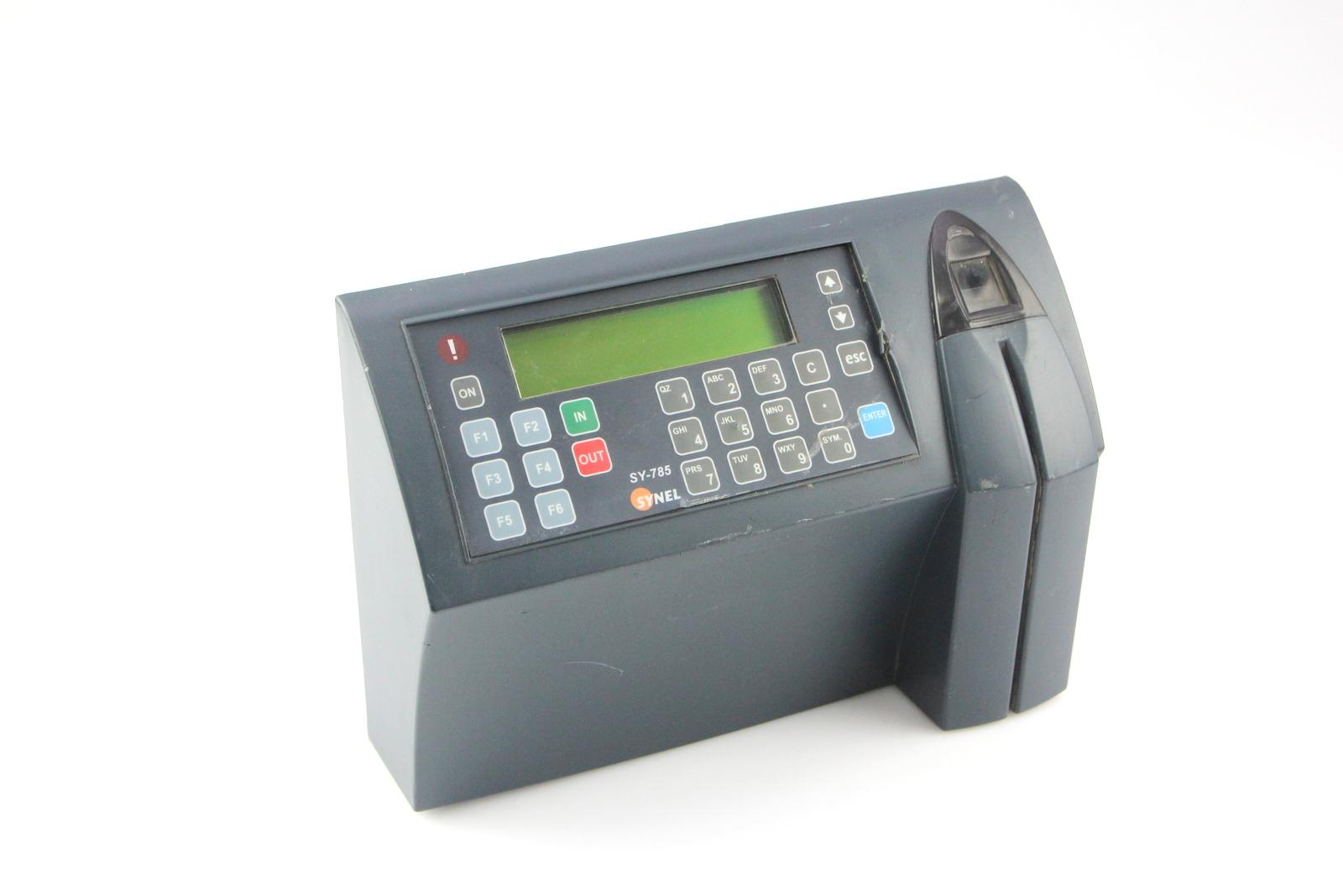 Synel SY-765 Time Clock Card Attendance Terminal Machine ... | 1600 x 1067 jpeg 307kB