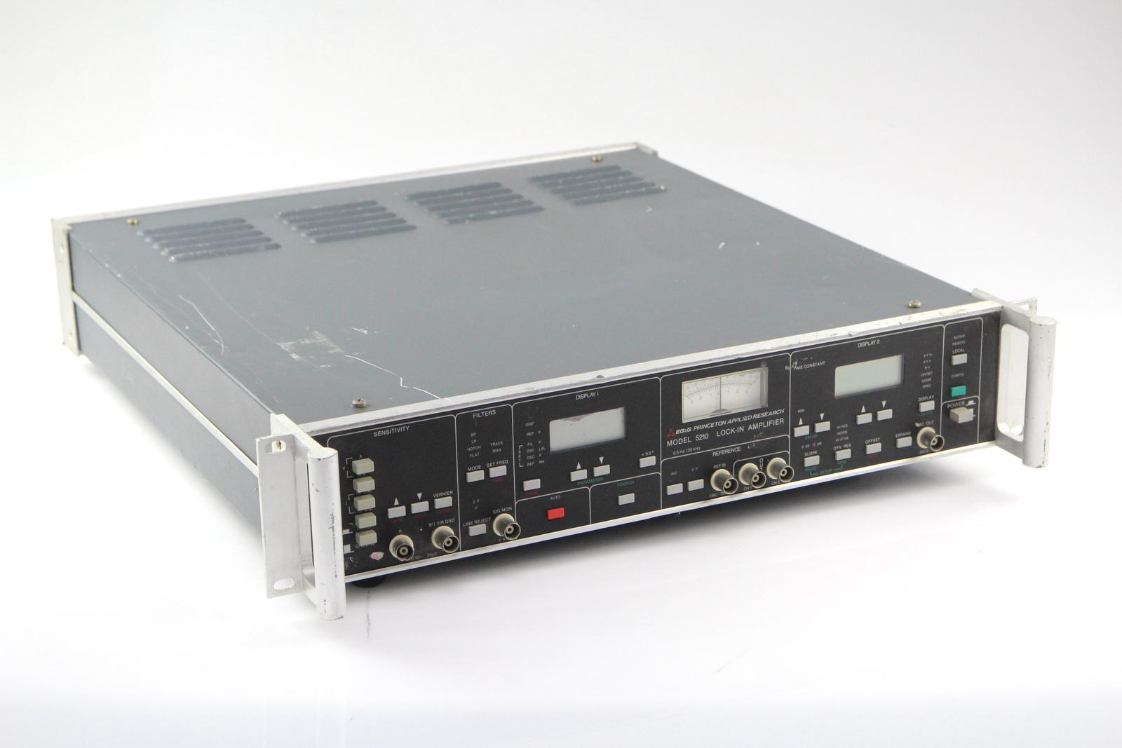 Egg 5210 Two Phase Lock In Amplifier Ebay Lockin